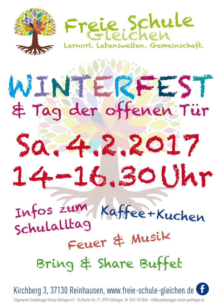 Tag der offenen tür schule  Freie Schule Gleichen | Lernort. Lebenswelten. Gemeinschaft.
